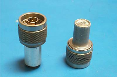 Suhner Type Nm 50ohm Coaxial Termination