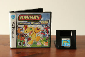 Digimon World DS Nintendo
