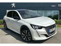 2020 Peugeot 208 50kWh GT Auto 5dr Electric Automatic