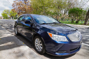 2010 Buick LaCrosse Berline IMMACULATE !