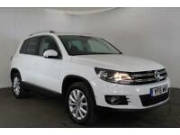 2015 15 VOLKSWAGEN TIGUAN 2.0 MATCH TDI BLUEMOTION TECHNOLOGY 4MOTION 5D 139 BHP