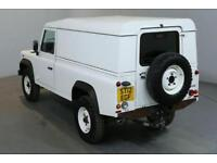 2.2 TD HARD TOP 122 BHP LWB REAR TOW FITTED