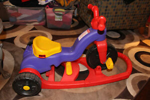 Fisher Price ROCK, ROLL, RIDE Trike
