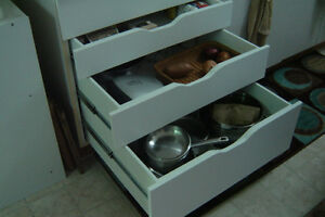 MAKE YOUR CUPBOARDS MORE USER FRIENDLY--WITH ROLLING SHELVES Kawartha Lakes Peterborough Area image 10