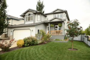 2 STOREY FOR SALE IN SHERWOOD PARK WITH GORGEOUS LANDSCAPING!!