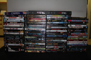 Large lot of DVD's for sale