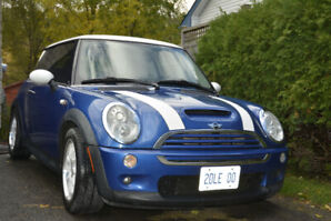 Sale Pending - Mini Cooper S 2005 - Supercharged