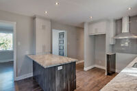 Fully renovated house in Pierrefonds