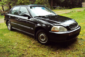 1996 HONDA CIVIC LX, great commuter car