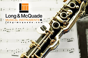 CLARINET LESSONS in North York (Long & McQuade)