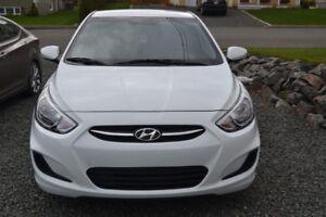 Hyundai Accent L  2015 *42000km*