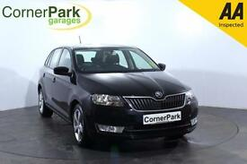 2015 SKODA RAPID SPACEBACK SE TECH TDI CR HATCHBACK DIESEL