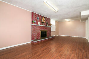 3 bedroom basement for rent - near Airport rd/ Derry