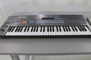 1985 Roland JX-8P with PG-800 Programmer