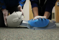 First Aid and CPR Training (WSIB Accredited)