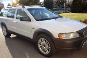 2006 Volvo XC (Cross Country) Wagon