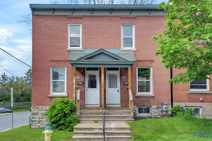 Perfectly Located Semi for Rent in Glebe Annex
