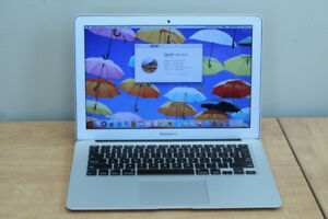 "Early 2015 MacBook Air 13"", 128 GB SSD, Core i5, Excellent"