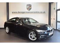 2016 65 BMW 4 SERIES 2.0 418D M SPORT GRAN COUPE 4DR AUTO 148 BHP DIESEL