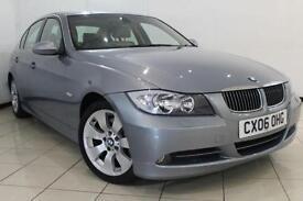 2006 06 BMW 3 SERIES 3.0 330D SE 4D 228 BHP DIESEL