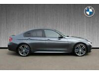 2018 BMW 3 Series 335d xDrive M Sport Shadow Edition Auto Saloon Diesel Automati