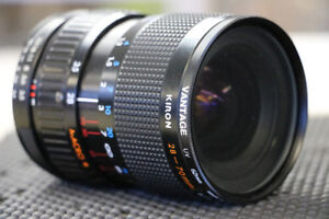 ** WICKED DEAL ** Kiron 28-70mm F3.5-4.5 Macro 1:4 + Filter