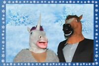 Photo Booth for Christmas / Holiday Parties.  Openings on Dec 7