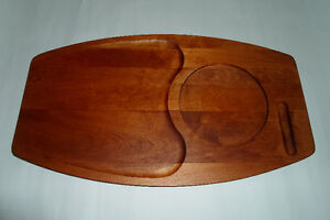 Vintage Baribocraft Cheese Board circa 1970's