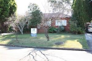 ''GREAT HOME - SHORT TERM LEASE AVAILABLE'' Oatlands Parramatta Area Preview