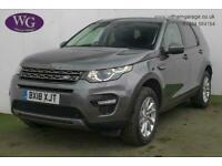 2018 18 LAND ROVER DISCOVERY SPORT 2.0 SD4 SE TECH 5D 238 BHP DIESEL