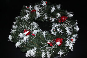 COURONNE NOEL-GRAND/CHRISTMAS CROWN (LARGE)
