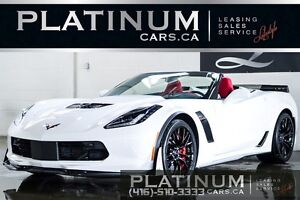2016 Chevrolet Corvette Z07 /3LZ/ CONVERTIBLE/ MAGNETIC RIDE/ GR