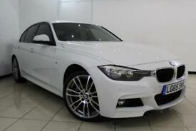 2015 65 BMW 3 SERIES 3.0 335D XDRIVE M SPORT 4DR AUTOMATIC 308 BHP DIESEL