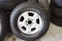 2014 F150 Tires & Rims (set of 4)