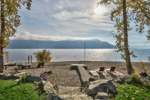 Paradise Point - Shuswap Lakefront Vacation Home