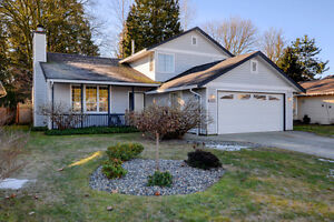 BEAUTIFUL SPLIT LEVEL IN SOMERSET PITT MEADOWS.