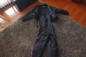 Women's skidoo suit