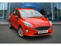 2018 Ford Fiesta 1.1 Zetec 5dr***With Bluetooth Connectivity*** Manual Hatchback
