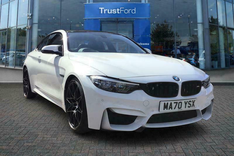 2020 BMW M4 M4 2dr DCT [Competition Pack] ** Carbon Fibre, Reversing Assist Came