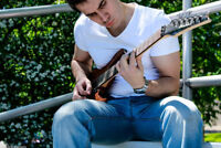 First Lesson FREE! Specialized Guitar teacher (35$ per hour)