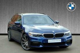 image for 2018 BMW 5 Series 530d M Sport Touring Auto Estate Diesel Automatic