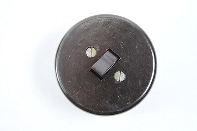Old Bakelite Switch Exposed Toggle Switch Light Switch Loft Design