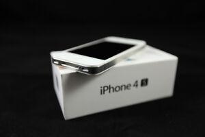 iPhone 4S Brand New in Box White Unlocked