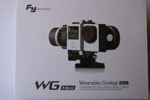 Feiyutech WG-Mini 2 axis wearable gimbal for GoPro or Action Cam