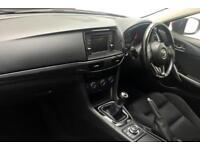 2013 Mazda 6 Mazda Diesel Saloon SE-L Nav Diesel red Manual