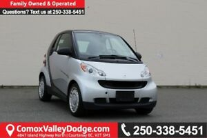 2009 Smart Fortwo Pure GREAT FUEL ECONOMY, SUNROOF