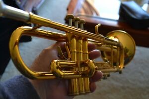 B & S 3137 pro Bb trumpet made in GERMANY!