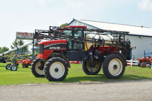 2008 Apache AS1010 Self-propelled sprayer