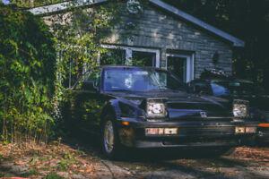1991 Honda Prelude SR Coupe (2 door)