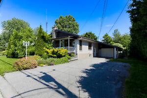 Maison de plain-pied MLS: 22934425 Ste-Hélène Saint-Hyacinthe Québec image 1